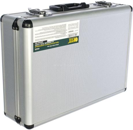 Ящик для инструмента FIT 65620 алюминиевый (43 х 31 х 13 см) цены онлайн