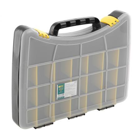 Купить Ящик FIT 65651 для крепежа пластиковый 30*22, 5*4, 5см