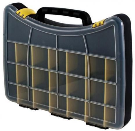 Купить Ящик FIT 65653 для крепежа пластиковый 30*22, 5*4, 5см