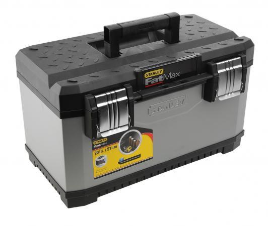 Ящик для инструментов STANLEY FatMax 1-95-615 20 ящик для инструментов stanley fatmax 1 95 616 23 584x293x295мм
