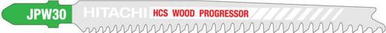 Набор пилок для лобзика Hitachi 750029 по дереву 5шт набор пилок stomer ss 5 1 100 75мм 5шт дерево металл