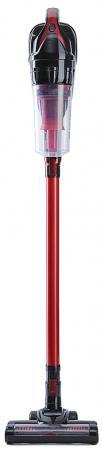 Пылесос ручной KITFORT КТ-517-1 сухая уборка красный чёрный ручной пылесос handstick kitfort кт 517 1 120вт красный черный