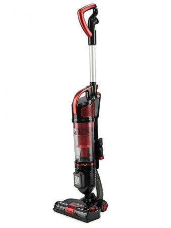 Пылесос ручной KITFORT KT-521-1 сухая уборка чёрный красный пылесос ручной kitfort кт 521 1 сухая уборка красный черный