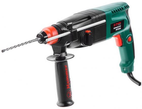 Перфоратор Hammer PRT650A 650Вт перфоратор hammer prt650a 650вт