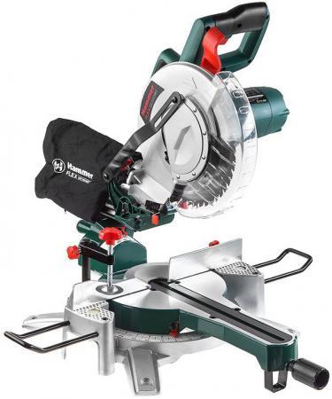 Пила торцовочная (стусло) Hammer Flex STL1800/255P 1800Вт 5000об/мин круг 255мм гл. 83мм пила hammer crp1800d flex