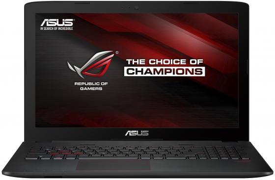 Ноутбук ASUS GL552VW-CN947T 15.6 1920x1080 Intel Core i7-6700HQ 1 Tb 128 Gb 12Gb nVidia GeForce GTX 960M 4096 Мб серый Windows 10 Home 90NB09I3-M12340 ноутбук asus gl552vw i7 6700hq 90nb09i3 m08520