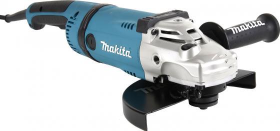 Углошлифовальная машина Makita GA9030SFK1 230 мм 2400 Вт болгарка makita ga9030sfk1