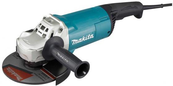 Углошлифовальная машина Makita GA7060 180 мм 2200 Вт шлифовальная машина makita ga7060