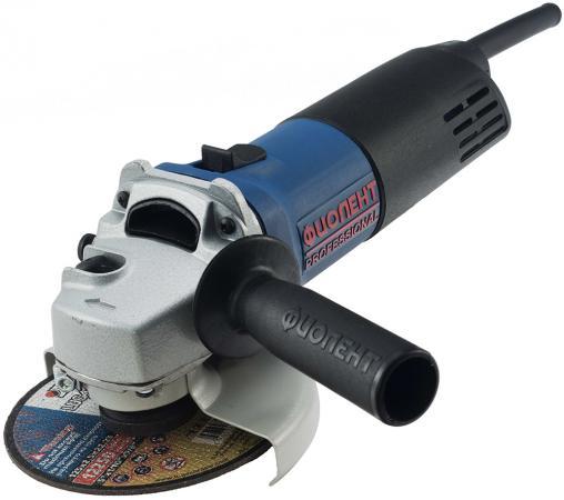 Углошлифовальная машина Фиолент МШУ2-9-125 125 мм 920 Вт ушм фиолент 2 9 125
