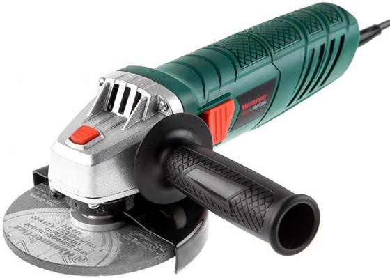 Углошлифовальная машина Hammer Flex USM710D 125 мм 710 Вт 159-032 углошлифовальная машина hammer flex usm600a 125 мм 600 вт 159 016