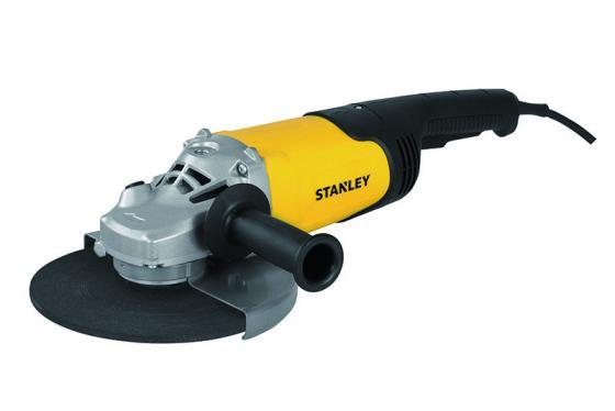 Фото - Углошлифовальная машина Stanley STGL2223-RU 230 мм 2200 Вт углошлифовальная машина stanley stgl2023 ru 230 мм 2000 вт