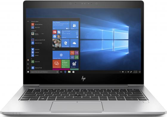 Ноутбук HP EliteBook 830 G5 13.3 1920x1080 Intel Core i7-8550U 256 Gb 8Gb Intel UHD Graphics 620 серебристый Windows 10 Professional 3JW89EA ноутбук hp elitebook 820 g4 12 5 1920x1080 intel core i7 7500u ssd 256 8gb intel hd graphics 620 серебристый windows 10 professional z2v73ea