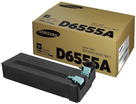 Картридж Samsung SV210A SCX-D6555A для Samsung SCX-6555/6555N черный картридж hi black для samsung scx 4200d3 scx 4200 черный с чипом 3000стр