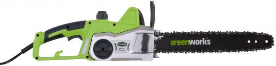 все цены на Электрическая цепная пила Greenworks 1800W GCS1840 онлайн