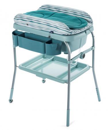 Стол пеленальный с ванночкой Chicco Cuddle & Bubble Comfort (wild) chicco eletta comfort silver