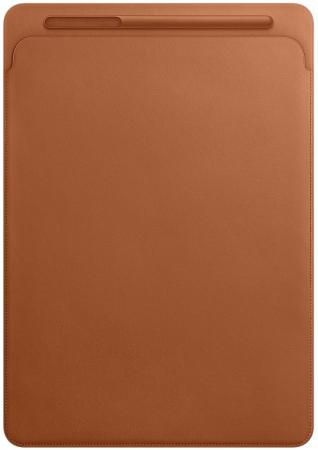 Чехол Apple Leather Sleeve для iPad Pro 12.9 золотисто-коричневый MQ0Q2ZM/A 5 pa for apple ipad pro surface pro 3 4 sleeves bags macbook pro air 11 12 13 14 15 inch suit pants grey style laptop sleeve