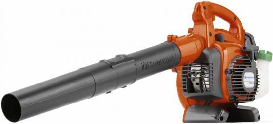 Husqvarna 125 BVx. Воздуходув-пылесос (12.1м3/мин, 76м/c, в комплекте с мосоросборником) спец. цена цена