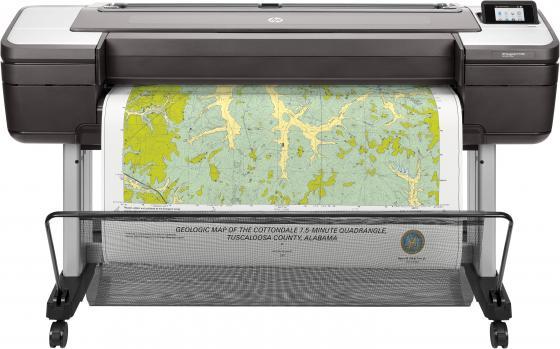 Принтер HP DesignJet T1700 W6B55A цветной A0 2400x1200dpi Ethernet