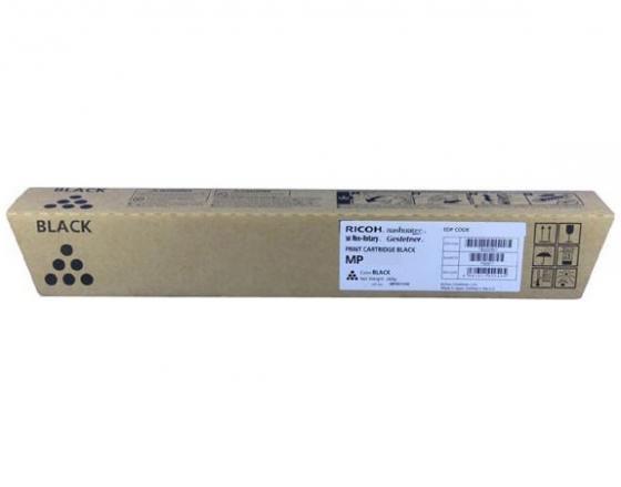 Картридж Ricoh MP C407 для Ricoh Aficio MP C307SPF/C307SP/C407SPF черный 17500стр 842211 ricoh aficio mp 301sp