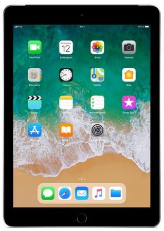 Планшет Apple iPad 9.7 32Gb Space Gray Wi-Fi Bluetooth iOS MR7F2RU/A планшет