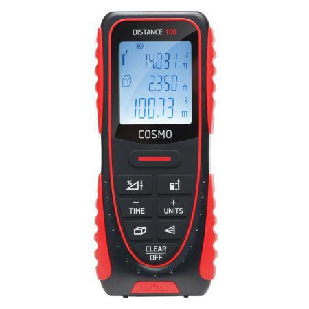 Дальномер лазерный ADA Cosmo 100 2 х ААА/1,5 IP54 лазерный дальномер ada cosmo mini 40 [а00490]