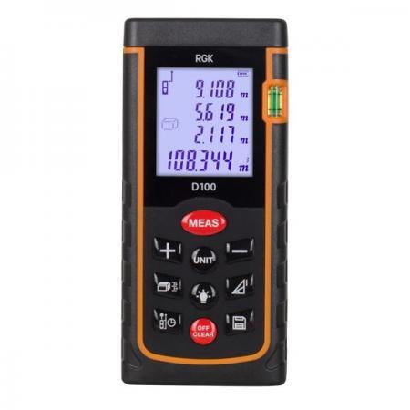 Дальномер лазерный RGK D100 тепловизор rgk tl 160