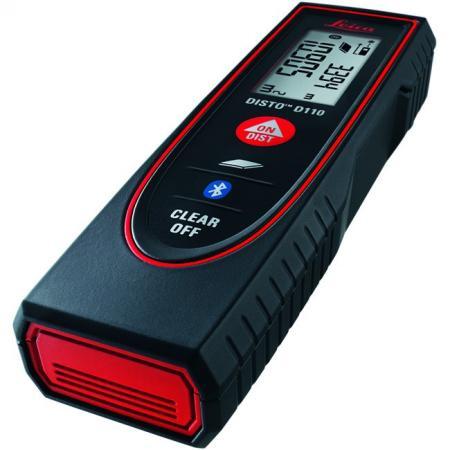 Дальномер лазерный Leica DISTO D110 дальность 60м точность ±1.5мм disto d2 с калибровкой