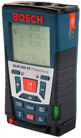Дальномер Bosch GLM 250 VF 250 м 061599402J лазерный дальномер bosch glm 250 vf prof 0 601 072 100