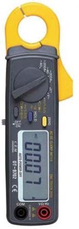Клещи токовые CEM DT-9702 для измерения пост./перем. тока цена
