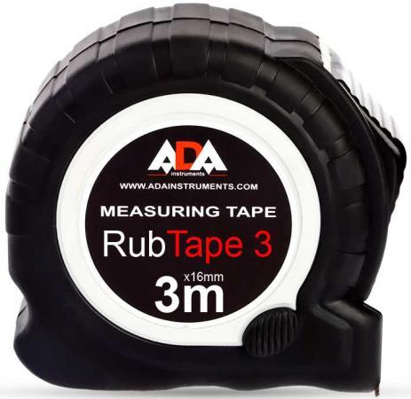 Рулетка RubTape 3мx16мм А00155