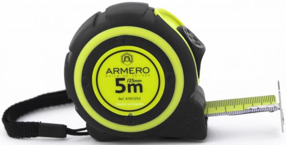 Рулетка Armero A101/252 5мx25мм new arrival practical and convenient style multipurpose cutter