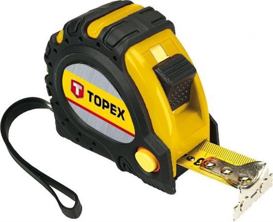 Рулетка TOPEX 27C345 5мx25мм строительное ведро topex 13a716