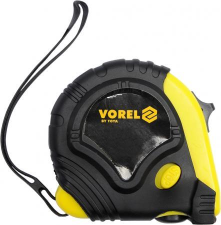 Рулетка Vorel 10125 5мx19мм инструмент vorel 45010
