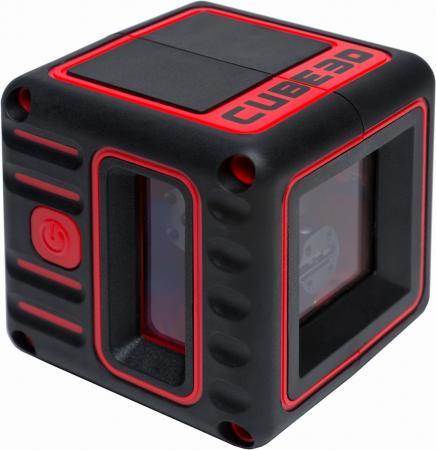 Лазерный уровень ADA Cube 3D Basic Edition 1.5А 65х65х65мм до 20м уровень ada cube 3d professional edition