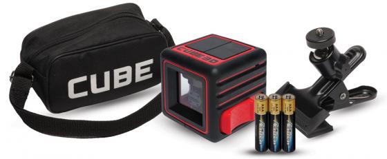цена на Лазерный уровень ADA Cube 3D Home Edition 1.5А штатив нейлоновая сумка 65х65х65мм до 20м