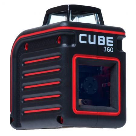 Уровень лазерный ADA Cube 360 Ultimate Edition 20(70)м ±3/10мм/м ±4° лазер2 уровень ada cube 2 360 green ultimate edition