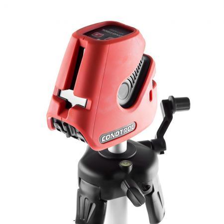 цена на Лазерный нивелир CONDTROL NEO X200 set 30м точность ± 0.2мм/м резьба 5/8