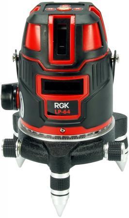 Уровень RGK LP-64 0.2мм/м 10м ip54 штатив rgk sjw30