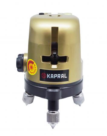 Нивелир лазерный Redtrace KAPRAL линейный крест/3 линии ±3 мм/10 м/ 30м + магнит 2 года гарантии уровень лазерный makita sk102z линейный крест линия 15 30м ±0 3мм м