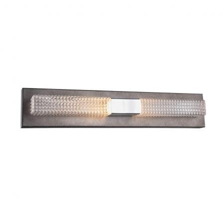 Настенный светодиодный светильник Favourite Groove 2082-2W бра colosseo susanna 80311 2w