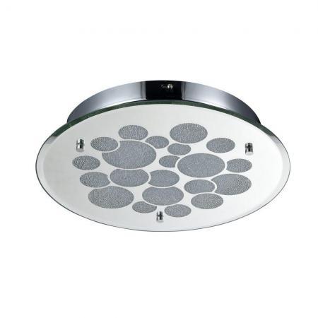 Потолочный светодиодный светильник Maytoni Glitter C445-CL-01-18W-N светильник потолочный maytoni glitter mod445 11 n