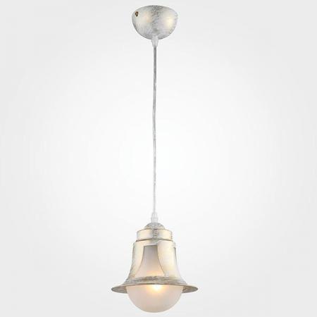 Подвесной светильник Eurosvet 50055/1 белый с золотом