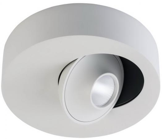 Потолочный светодиодный светильник RegenBogen Life Круз 637016501 накладной светильник regenbogen life норден 660010601