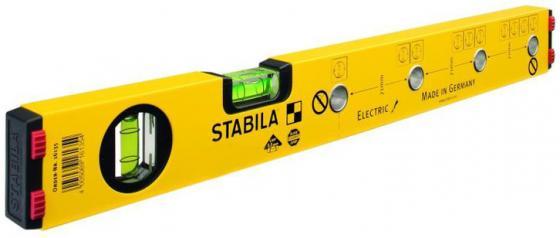 Уровень STABILA 16135 тип 70 Electric 430мм, 2 глазка, точность 0.5мм/м уровень stabila 70 02283