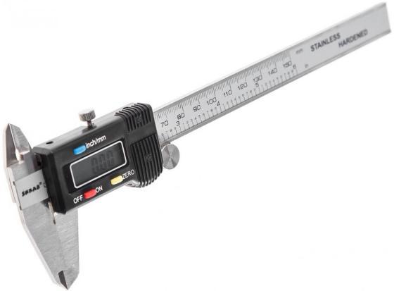 Штангенциркуль SKRAB 40360 150мм, электронный клещи skrab 22800
