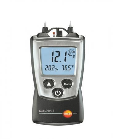 Гигрометр TESTO 606-2 2 AAA 130 часов термогигрометр стик testo 605 h1