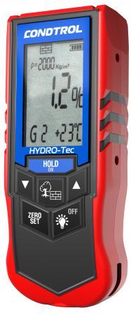 Влагомер CONDTROL Hydro-Tec  для деревесины и бетона 4-85% 2хААА 10ч 70г