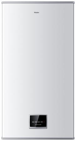 Водонагреватель накопительный электрический Haier ES80V-F1(R) 1500/3000 Вт, 80 литров, вертикальный электрический накопительный водонагреватель haier es80v d1 r