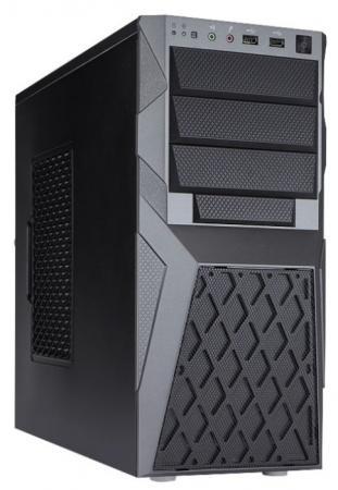 Корпус ATX InWin BW138BL Без БП чёрный 6120648