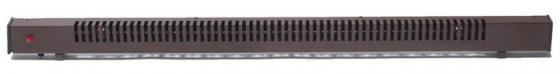 Конвектор Мегадор MG100 BL 400 Вт коричневый